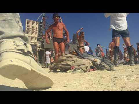Robot Hearth Burning Man 2917 part I