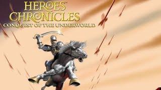 BRAMA CERBERA [#1] Heroes Chronicles: Podbój Podziemi