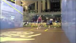 Rachael Grinham - World Squash Day 2010 Message.m4v