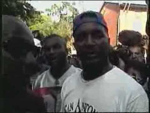 Gary Graham Demonstrations - Huntsville, Texas - 22 June 2000