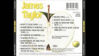 Rainy Day Man   James Taylor