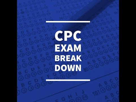 CPC (Certified Professional Coder) Exam Explained