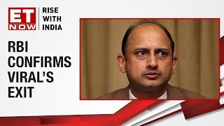 RBI's Deputy Governor Viral Acharya quits six months before his term ends