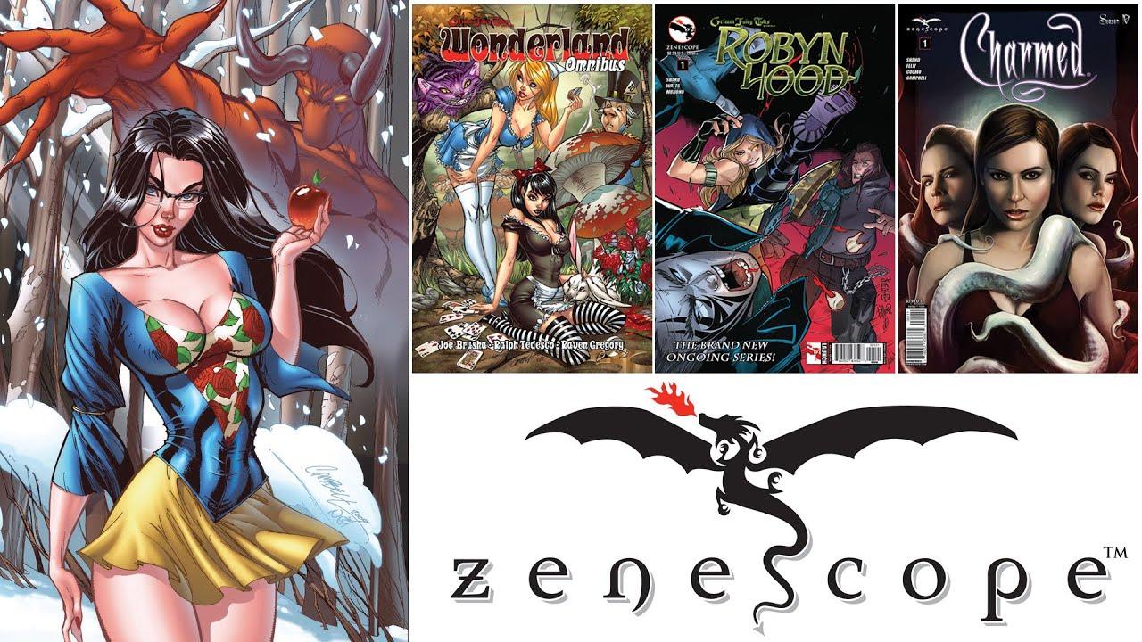 Zenescope Grimm Fairy Tales 10th Anniversary: Van Helsing