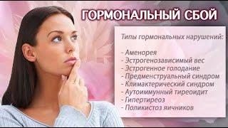 Гормональные нарушения. Переход на сыроедение. Восстановление женского здоровья.