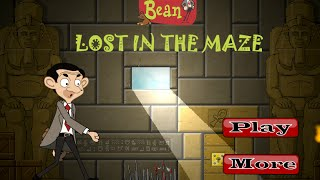 Mr Bean lost in the maze Game