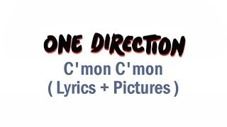 one-direction---c-mon-c-mon-pictures