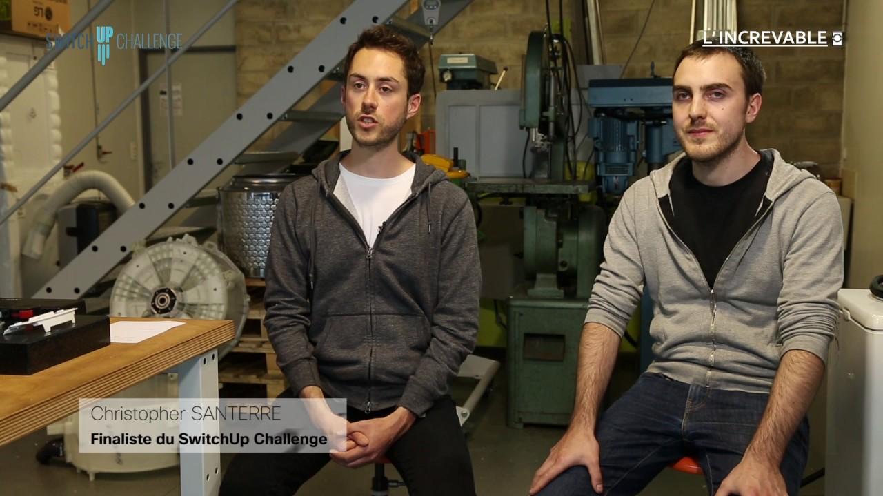 L Increvable Le Lave Linge Qui Dure 50 Ans Gagnant Du Switchup Challenge 2017 Youtube