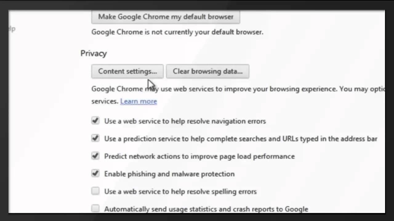 How to enable cookies on chrome youtube ccuart Gallery