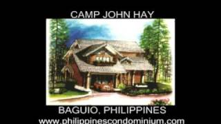 CAMP JOHN HAY, Baguio, Philippines  Log homes For Sale