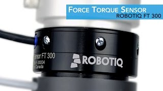 Robotiq Force Torque Sensor (6-Axis) FT 300