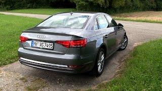 2016 Audi A4 2.0 TDI B9 150 HP TEST DRIVE