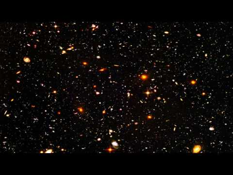 Hubble Ultra Deep Field Zoom