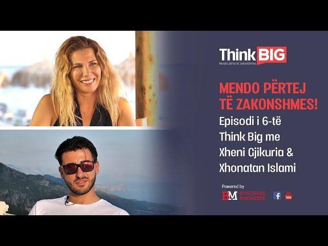 Mendo përtej të zakonshmes - Episodi 6-të me Xheni Gjikuria & Xhonatan Islami