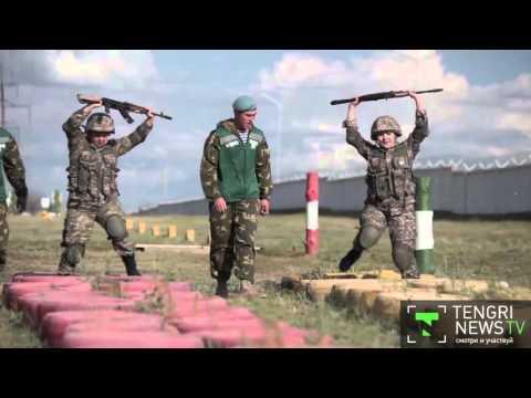 В Казахстане принят Закон О воинской службе и статусе
