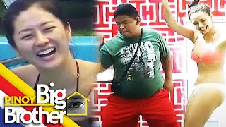 PPB7 Day 4: Housemates, nagkulitan sa pool area pagkagising