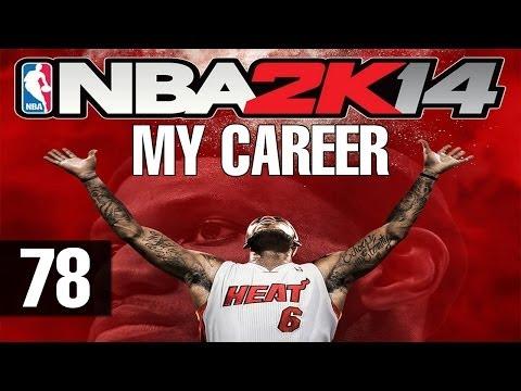 NBA 2K14 - Walkthrough - MyPlayer Career - Part 78 - Risky Pass