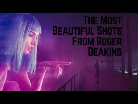 The Most Beautiful Movie Shots From Roger Deakins