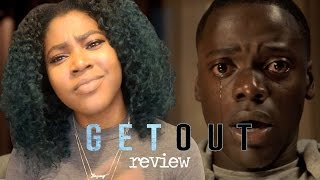 Get Out Movie Review! (NO SPOILERS)