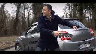 Ajmo u blokadu! Suzuki Swift - testirao Juraj Šebalj