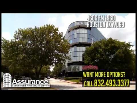 4606 FM 1960 77069 Houston Office Space: Assurance Commercial