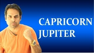 Jupiter in Capricorn in Astrology (All about Capricorn Jupiter zodiac sign) Jyotish