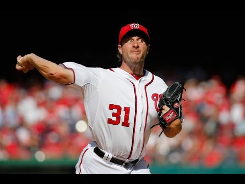 Max Scherzer - All his Strikeouts of his Postseason Career So Far ALDS, ALCS, NLDS, World Series
