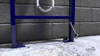 Grohe Solido Seinä-WC asennus
