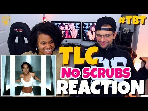 TLC - No Scrubs | #TBT | REACTION