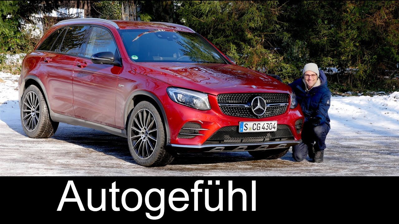 Mercedes Amg Glc 43 Full Review Test Driven Suv V6 Autogefühl