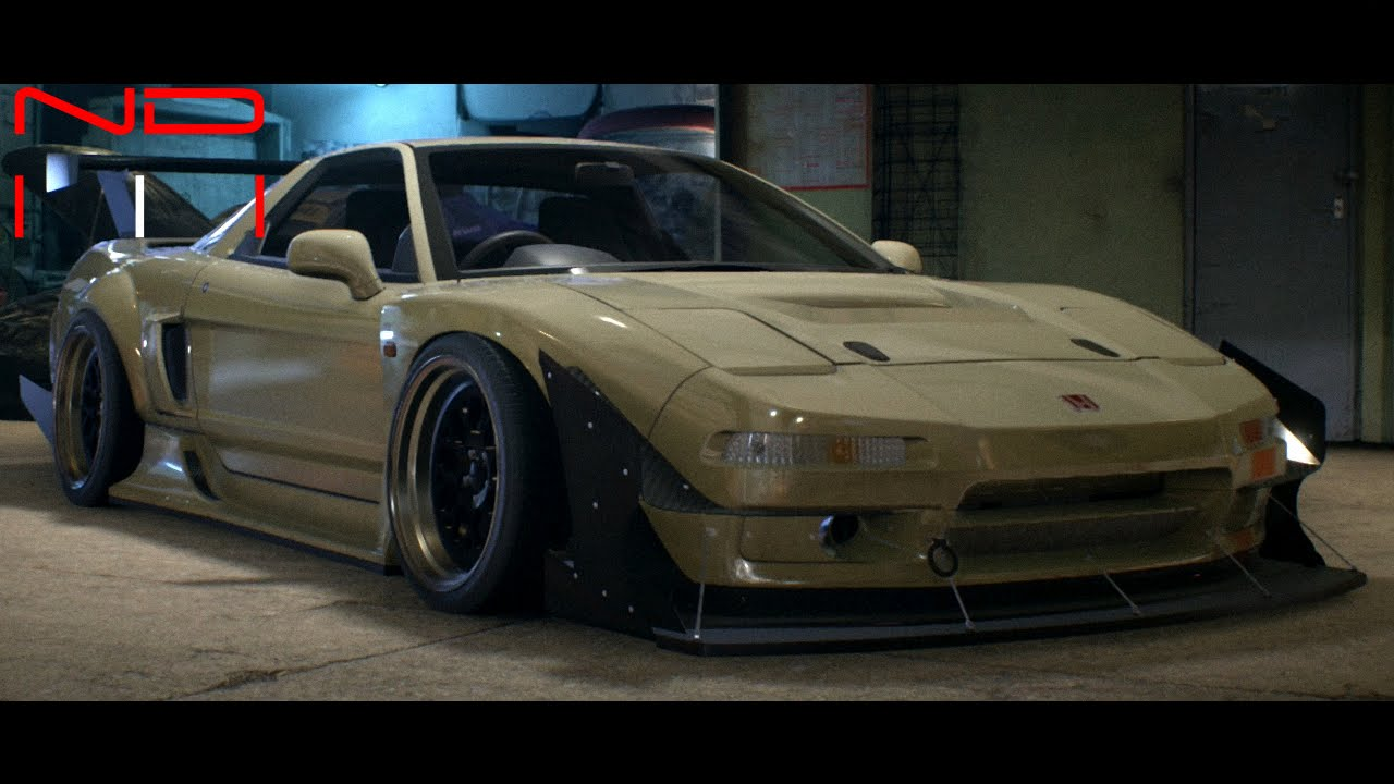 honda nsx type r 1992 modified nfs2015 sound youtube. Black Bedroom Furniture Sets. Home Design Ideas