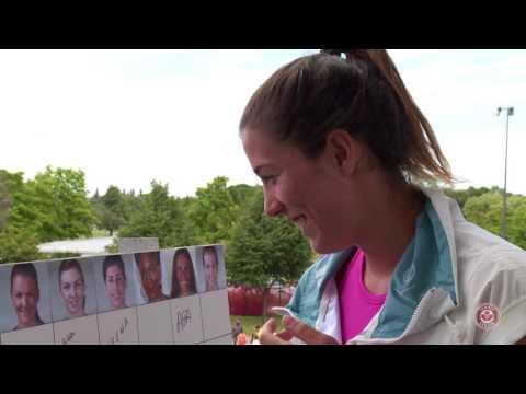WTA stars make their Olympic dream team