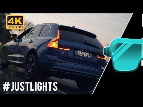Nightdrive: Volvo XC60 R-Design / 2018