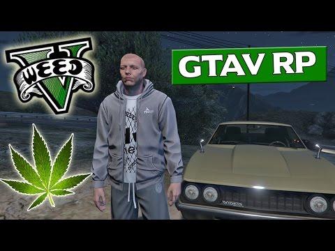 RÉCOLTER DE LA WEED ! GTA 5 RP