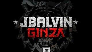 J Balvin-Ginza Letra