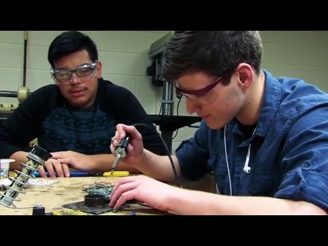 TPS Career Technology - Electronics Technician