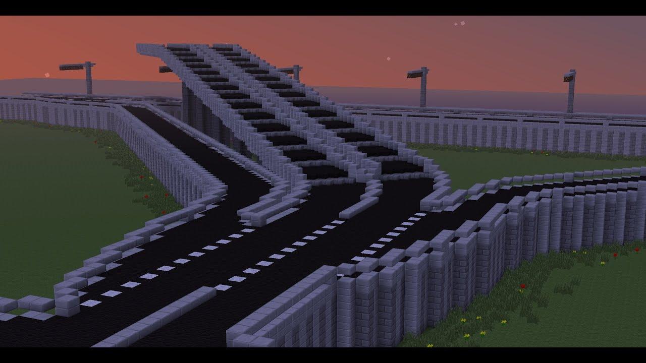 Tsm ville moderne ep3 pont youtube - Ville moderne minecraft ...