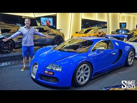 SUPERCAR SHOPPING in Dubai! | VLOG