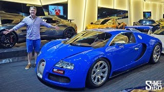 What else to do in Dubai other than go supercar shopping and enjoy ...