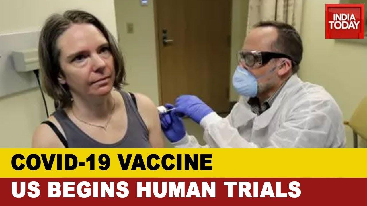 Coronavirus: First Human Trial Of Vaccine Begins In US thumbnail