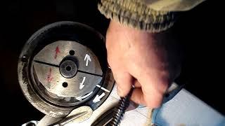 1 Муфта опережения впрыска топлива ГАЗ-4301 дв. 542
