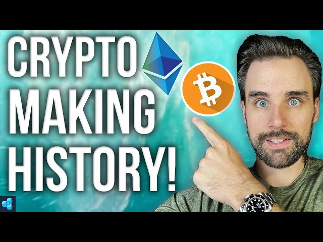 🔴HISTORIC DAY FOR CRYPTO!