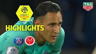 Paris Saint-Germain - Stade de Reims ( 0-2 ) - Highlights - (PARIS - REIMS) / 2019-20