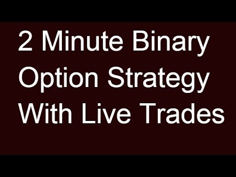 Binary options 2 minute strategy