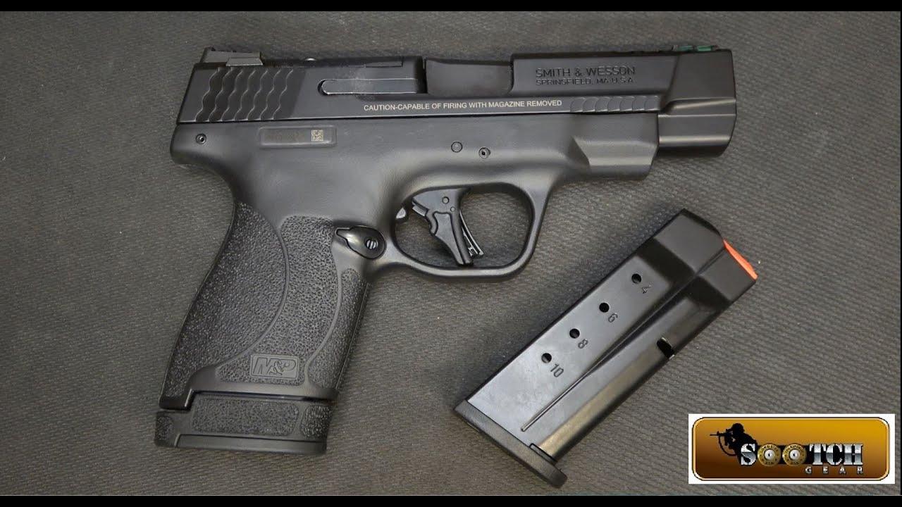 S&W Performance Center Shield Plus Gun Review