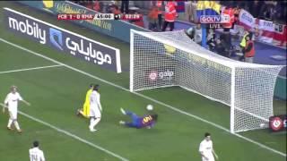Супер гол Дани Алвеса Реалу Мадриду