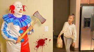 KILLER CLOWN PRANK GONE WRONG!!!
