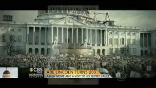 abraham lincoln vampire hunter first snippets of footage