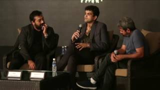 Knowledge Series 2015 - ANURAG Kashyap, AMIT Masurkar, BARDROY Baretto