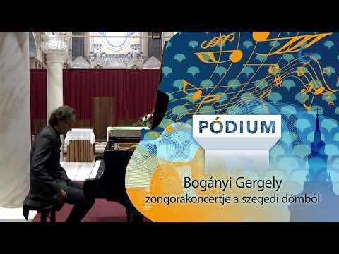 Bogányi Gergely zongorakoncertje, 2020. 09. 26.